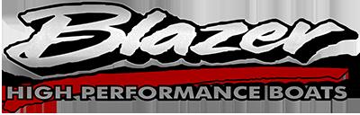 Blazer Bay Boat logo