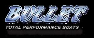 Bullet Total Performance Boats logo